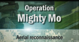 Operation Mighty Mo: Aerial reconnaissance