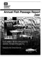 2000 annual fish passage report: Columbia and Snake Rivers for salmon, steelhead and shad:...