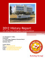 2012 history report, U.S. Army Corps of Engineers Galveston District