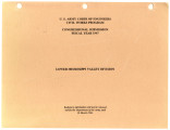 [1997 Budget justification]; U.S. Army Corps of Engineers, Civil Works Progam: Congressional...