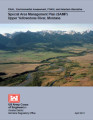 Special Area Management Plan (SAMP), Upper Yellowstone River, Montana