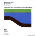 Mississippi River headwaters reservoirs: Master plan for public use development and resource...