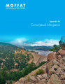 Moffat collection system project: Final environmental impact statement: Appendix M: Conceptual...