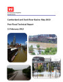 Cumberland and Duck River Basins: May 2010 post flood technical report